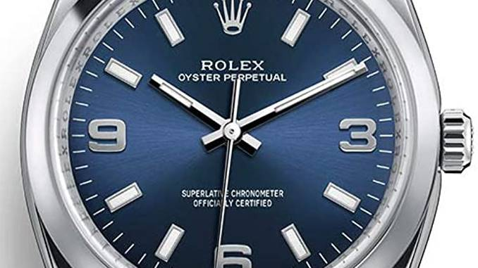 How Much Does A Rolex Oyster Perpetual Weigh