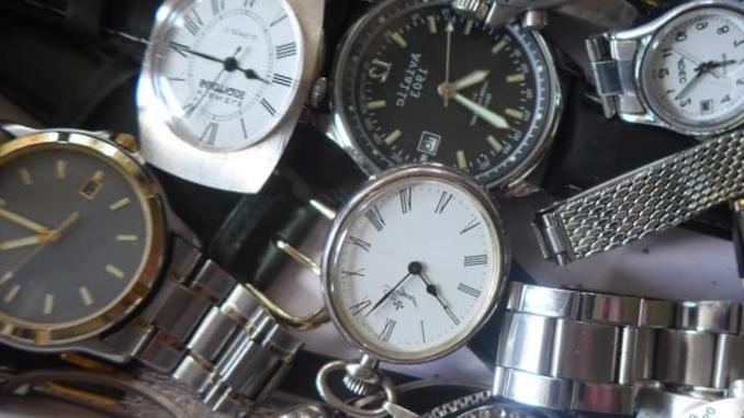 watches recycled