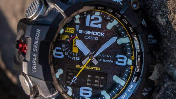 Casio for outdoor